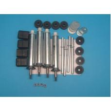 Комплект амортизаторов для стиральной машины Gorenje (Горенье) 4 шт - 441928