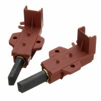 Угольные щетки электрического двигателя (мотора) для стиральной машины универсальные 5x12,5x32 мм - 54IT016