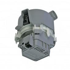 Насос рециркуляционный в сборе с тэном для посудомоечной машины Siemens (Сименс), Bosch (Бош) - 651956