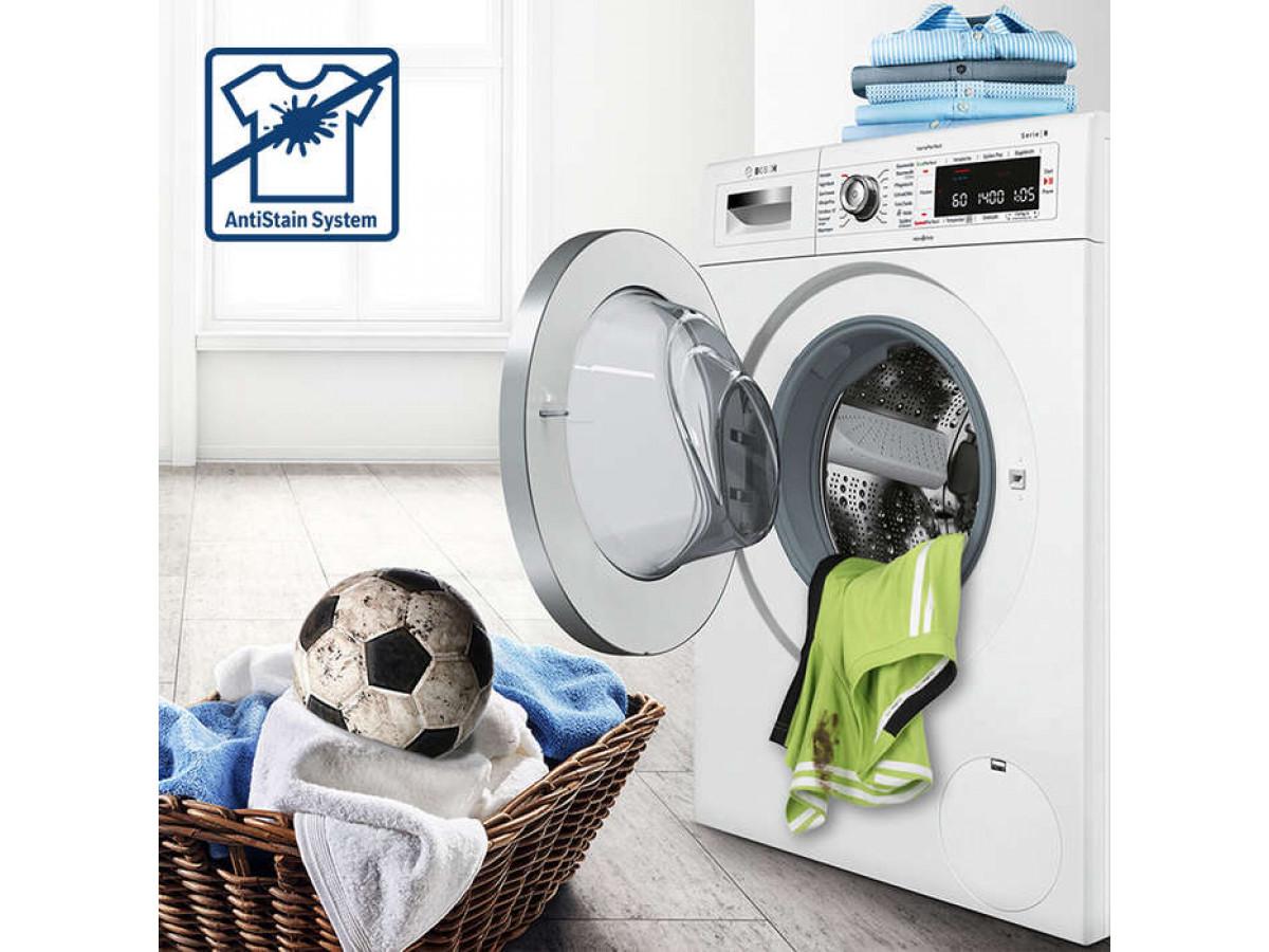 Новые стиральные машины Bosch PerfectCare